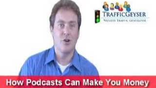 How Can Podcasts Make Money? iPod, iTunes, iPhone Marketing