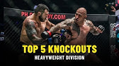 Top 5 Heavyweight KnockoutsONE Highlights