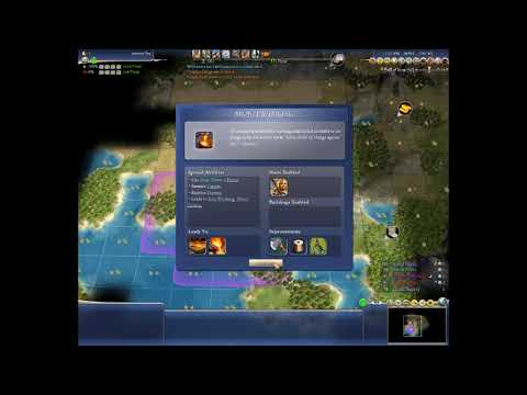 Civilization 4 Immortal 23 ( Asoka ), part 1