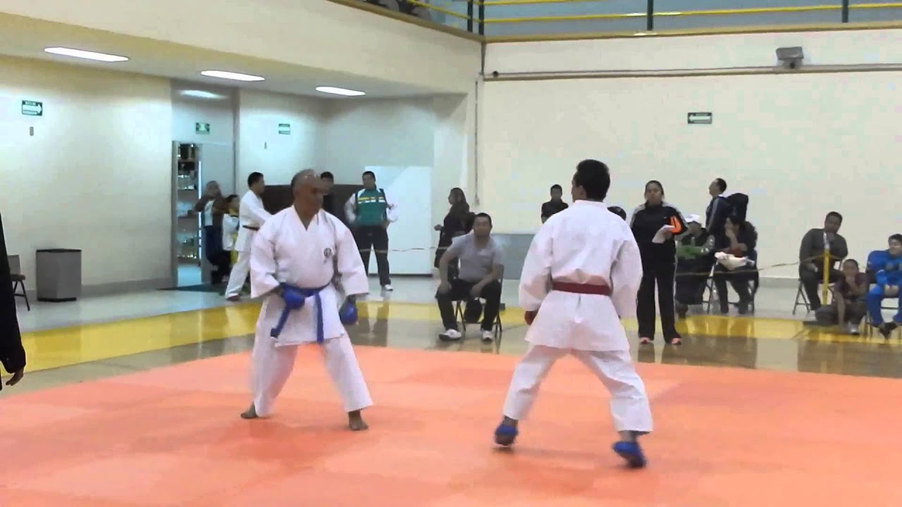 Torneo karate do master 2013 ipn m xico youtube for Master politecnico