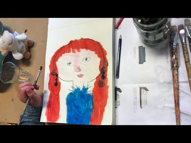 2021_Kids Art Studio Ateliers2005Gemeente Amstelveen
