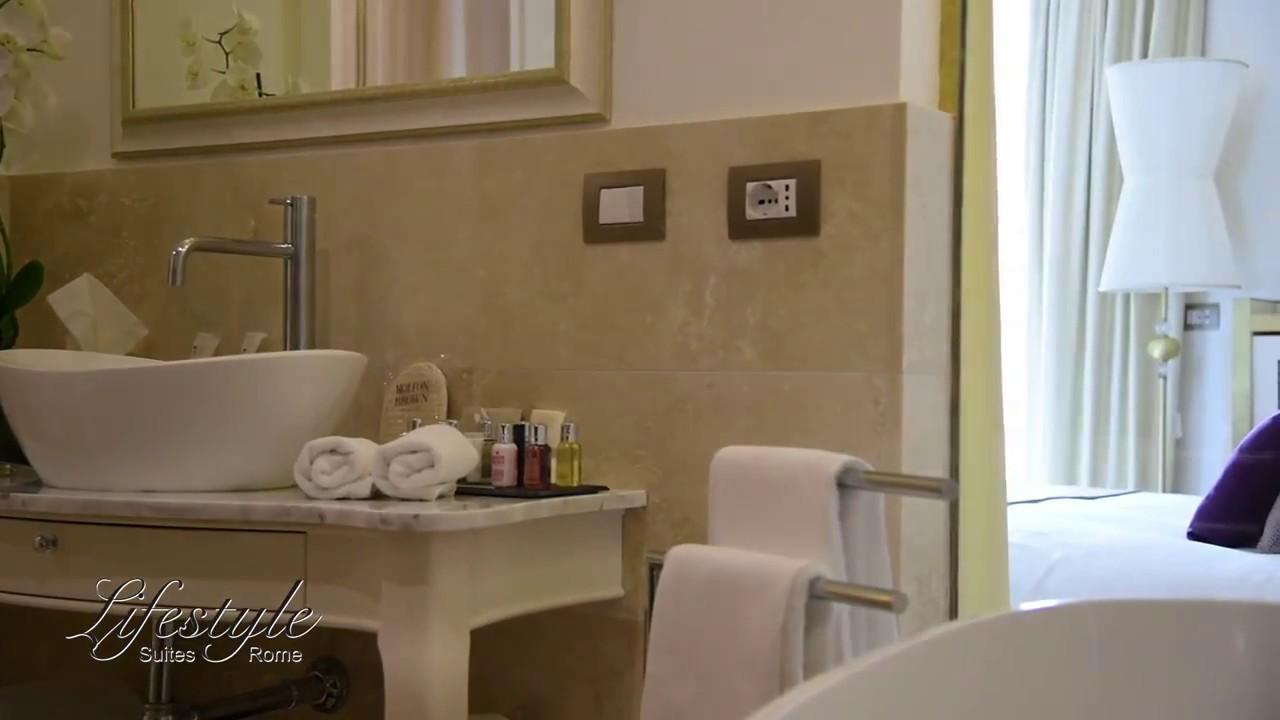 LIFESTYLE SUITES ROME. Carillon Suite at Lifestyle Suites ...