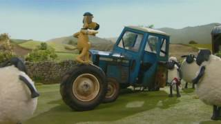 Барашек Шон S1E25 - Трактор  / Shaun the Sheep - Troublesome Tractor