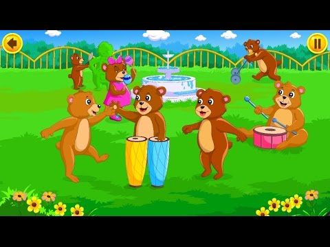 Round and Round the Garden Song with Lyrics | Nursery Rhymes | Songs ...
