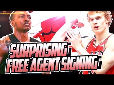 SURPRISING SIGNING! Chicago Bulls 2019 Rebuild! NBA 2K18