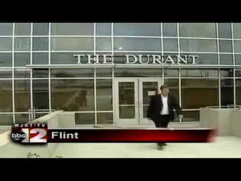 2010 Durant Hotel Flint Mi Almost Open After 40 Years Of Abandonment