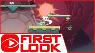 Brawlhalla - Gameplay First Look