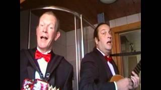 """Lies de Vries zingt in de badkamer """"Ik heb geluk besteld"""""""