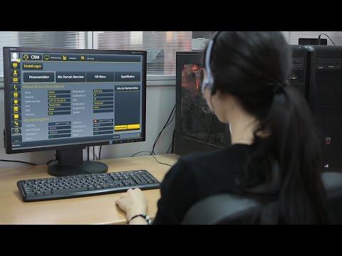 Lösungen für Call Centers (Deutsch)