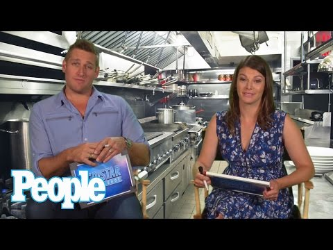 How Well Do Curtis Stone and Gail Simmons Know Each Other?  People