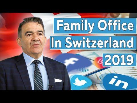 Family Office Trends In Switzerland 2019