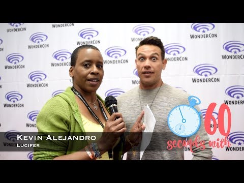 60 Seconds with Lucifer's Kevin Alejandro