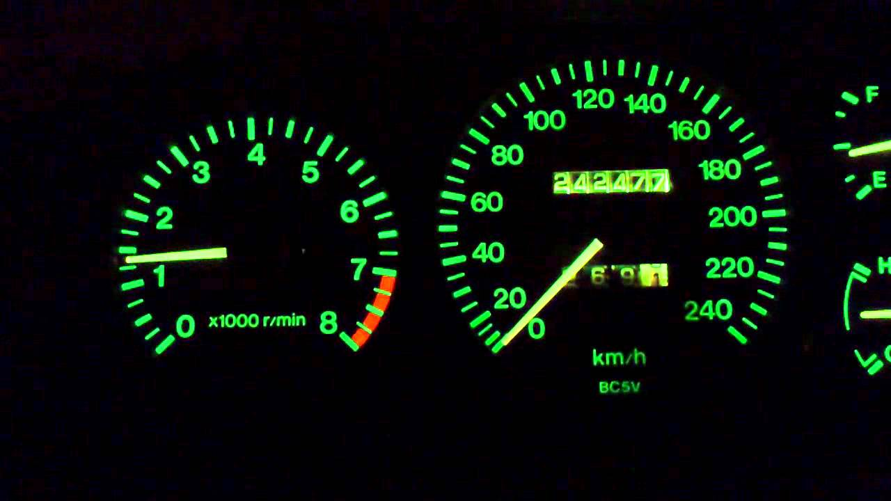 Mazda 323f Ba 1 8 Bp Idle After Cleaning Of Maf Contacts