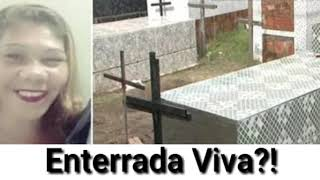 Mulher foi enterrada viva por engano e tentou lutar para sair do caixão 11 dias após o funeral!!!!!