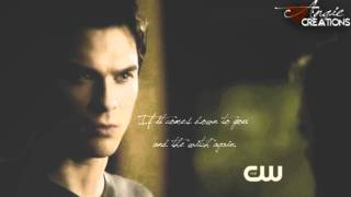 Damon/Elena (2x18) scene - I will always choose you Elena. -