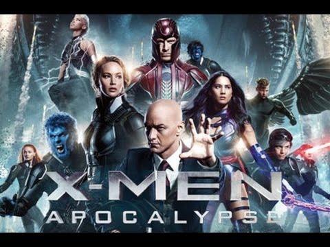 x men apocalypse movie cast of characters youtube