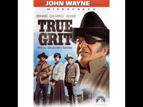 Western Movie Review: True Grit (1969)