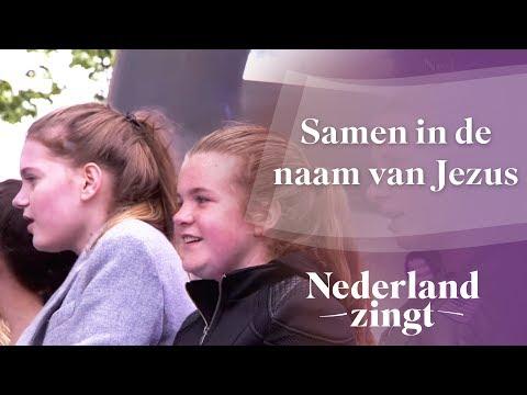 Nederland Zingt: Samen in de naam van Jezus