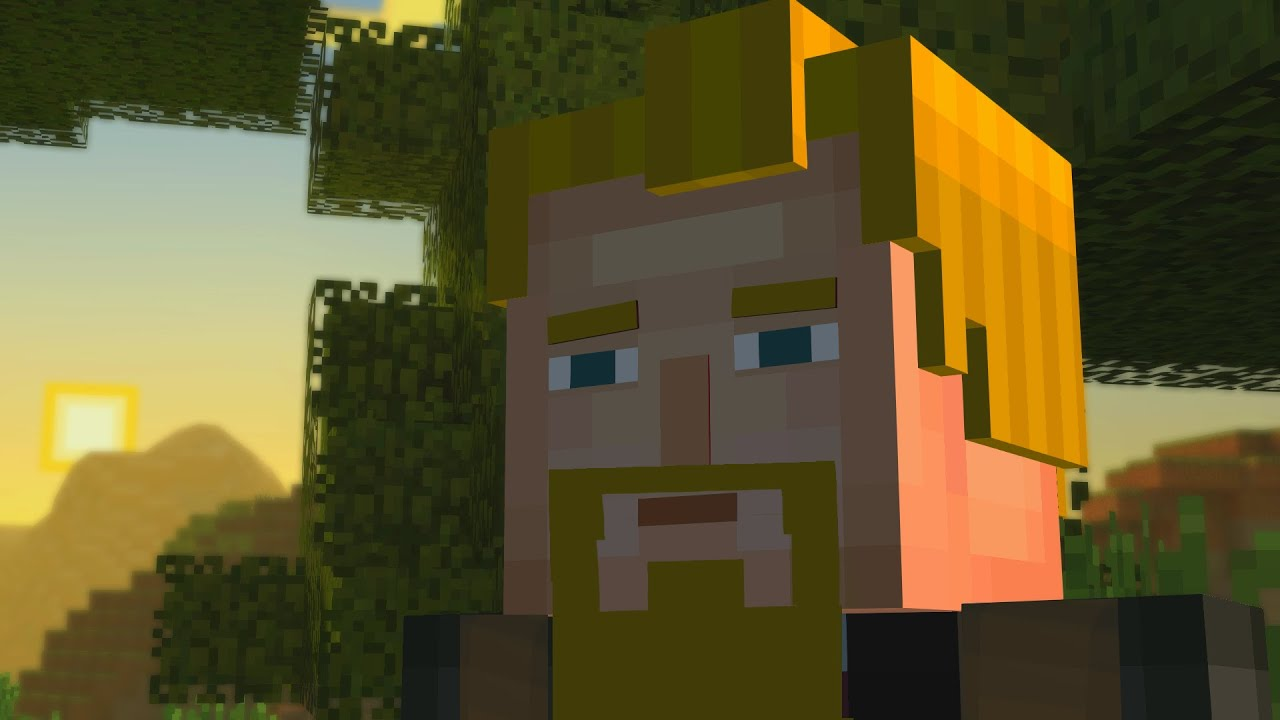 Minecraft Story Mode Lukas Will Be Ivor Discussion Youtube