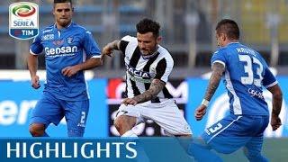 Empoli - Udinese - 1-0 - Highlights - Giornata 21 - Serie A TIM 2016/17