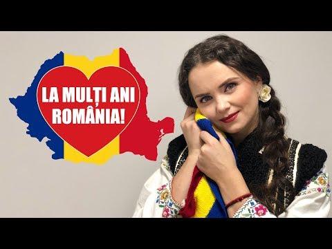 LA MULȚI ANI România Centenară 1918-2018