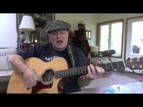 815 - Richard Cory - Simon and Garfunkle - acoustic cover by George Possley