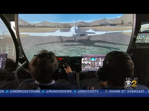 Next Generation Of Pilots Taking Off At Air Force Academy High School