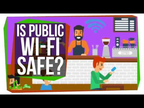 Is Public Wi-Fi Safe?