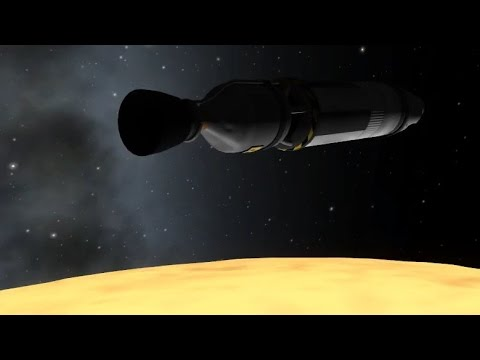 Mun? How About Sun! - Kerbal Space Program