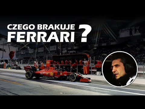 Echa padoku #237 - Czego brakuje Ferrari?