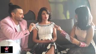 Priyanka Chopra talks about her new TV Show & Movie with Kris Fade