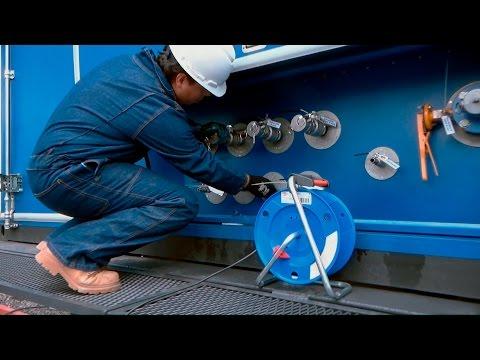 Круглосуточная регенерация трансформаторного масла. Установка СММ-12R. Запуск в Эквадоре