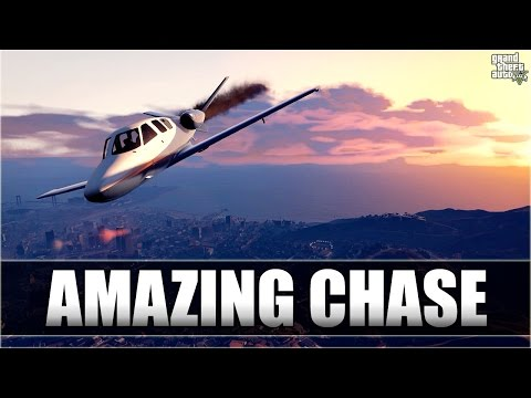 """The Amazing Chase"" 