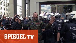 Kampf um die Straße: Hygienedemos in Berlin (2/2)