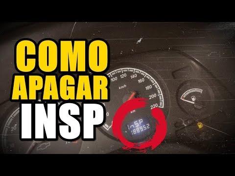 Como apagar INSP do painel - Astra, Corsa, Celta, Vectra, Zafira, Montana...