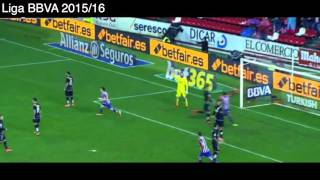 Video Gol Pertandingan Sporting Gijon vs Rayo Vallecano