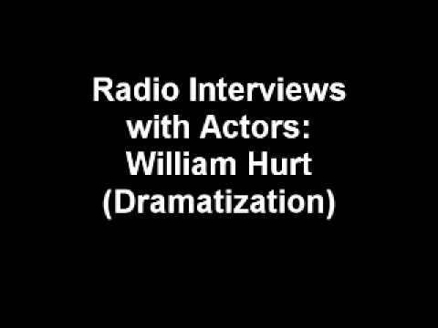 Audiobooks for Actors: Interview with William Hurt