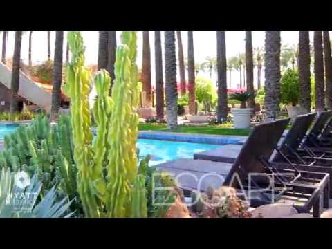 Welcome to Hyatt Regency Scottsdale Resort & Spa