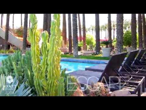 Welcome to Hyatt Regency Scottsdale Resort & Spa