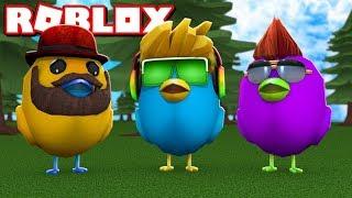 siamo famiglia di uccelli in ROBLOX piuma famiglia ROLEPLAY