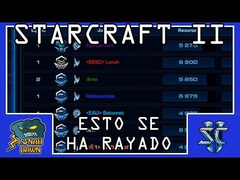 Starcraft 2 - WTF rayada y reaccion