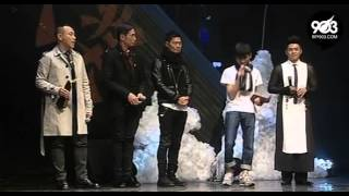林保怡 陈豪 黄德斌 年少无知 2012 叱咤樂壇我最喜愛的歌曲大獎
