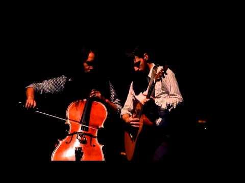 Avett Brothers - Cello vs Guitar (Live @ The Fox Theater - Oakland Ca - 7.19.11)