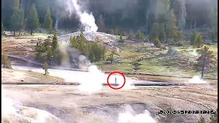 Yellowstone National Park Officials Just Announced This Just Happened At Yellowstone
