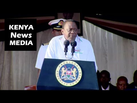 President Uhuru Kenyatta FULL SPEECH at Ndumberi rally in Kiambu!!!