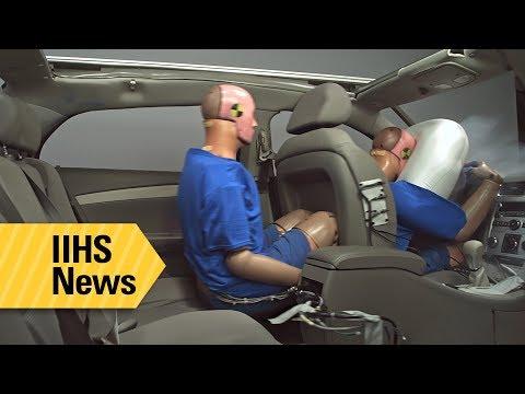 Wearing a seat belt series....