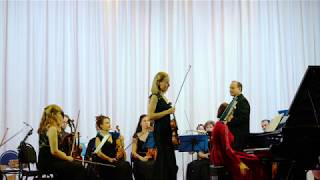 Felix Mendelssohn Double Concerto in D minor MWV 04 for piano, violin and strings
