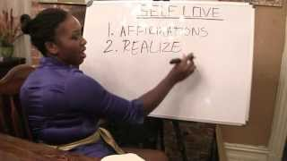 5 Ways to LOVE Yourself, OVER / OVER! TonyaTko on Self Esteem & How to Self Love Pt 1