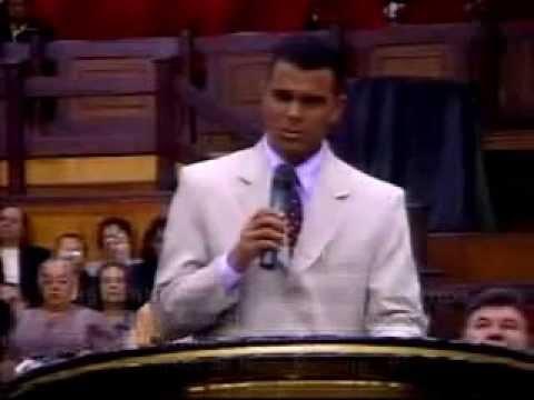 testemunho do pastor evandro dos santos