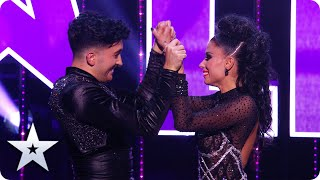 Judges Pick Aaron and Jasmine have made the BGT FINAL  Semi-Finals  BGT 2020